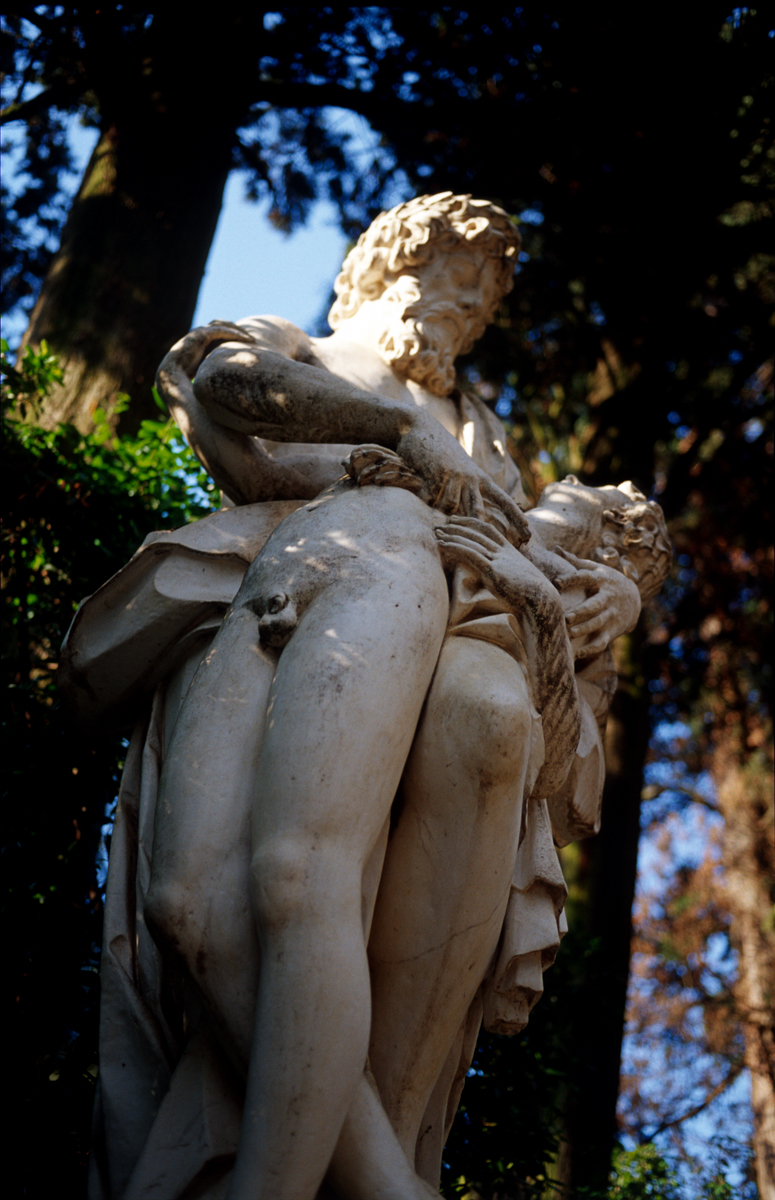 photo:       Firenze - Statue in Boboli